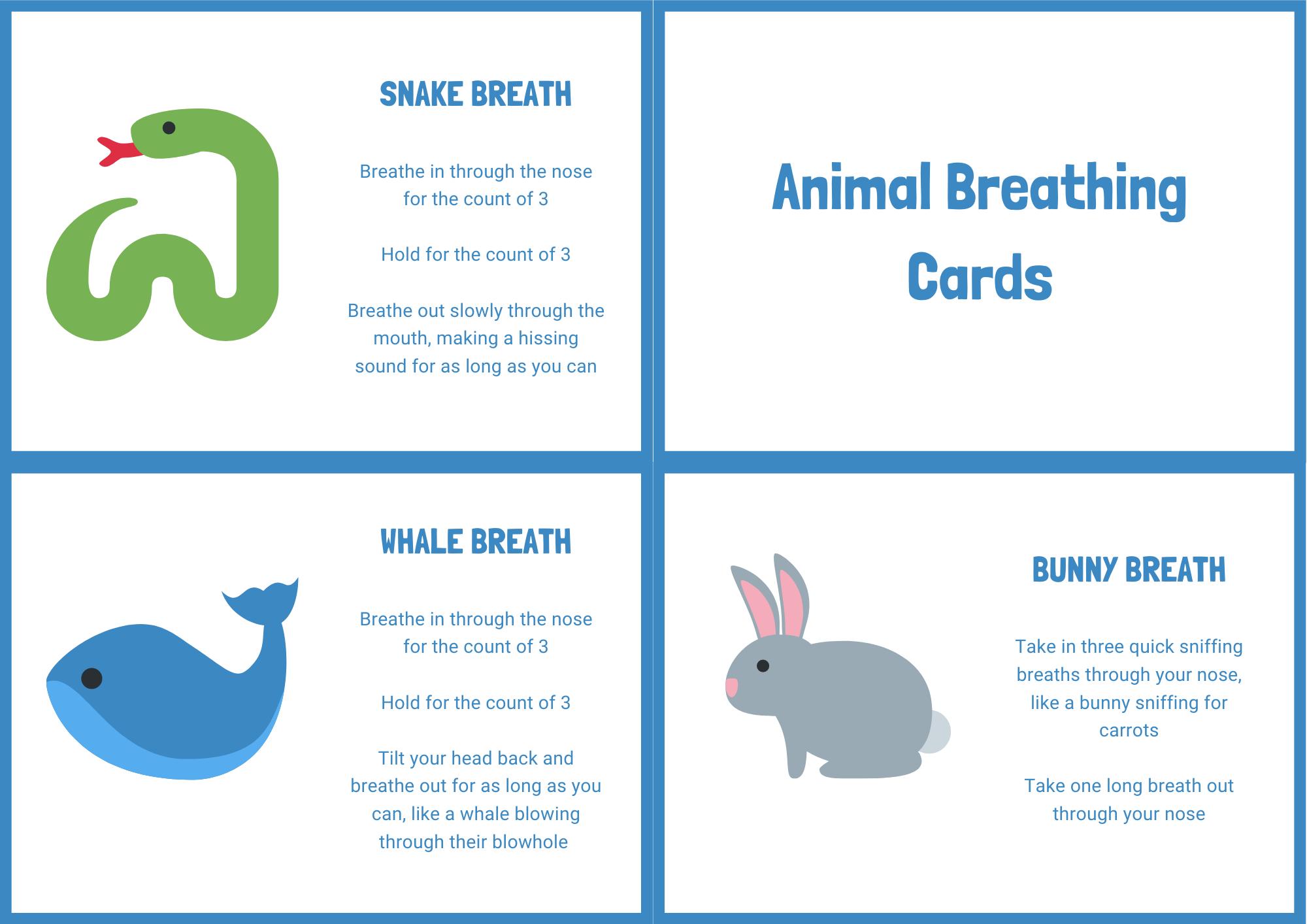 Animal Breathing