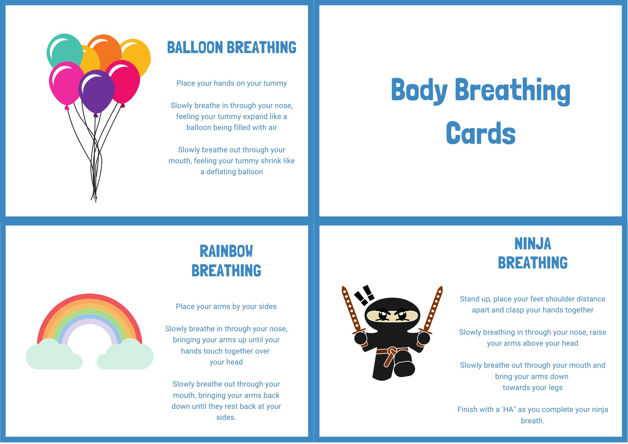 Body Breathing