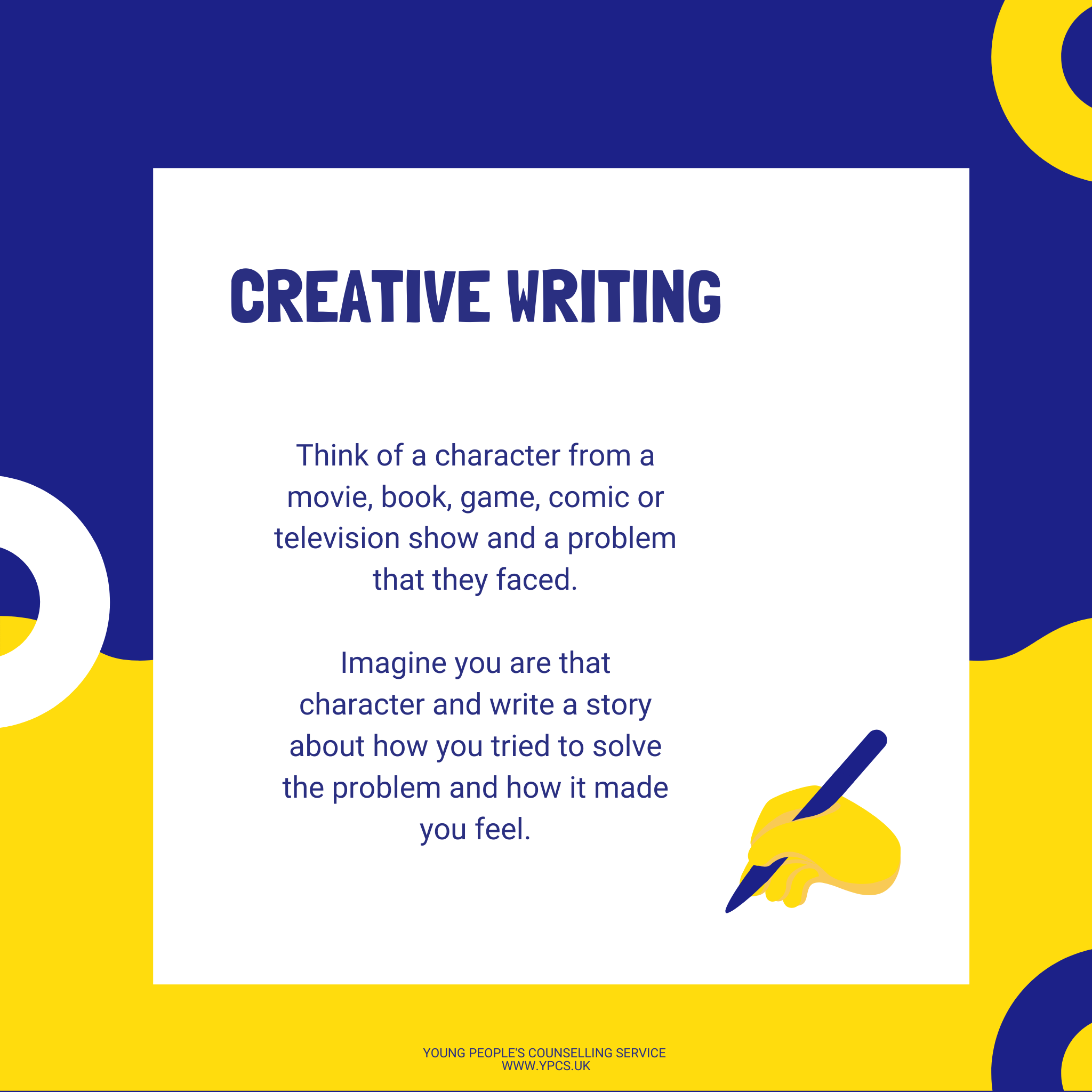 Creative Writing - Problem Solving