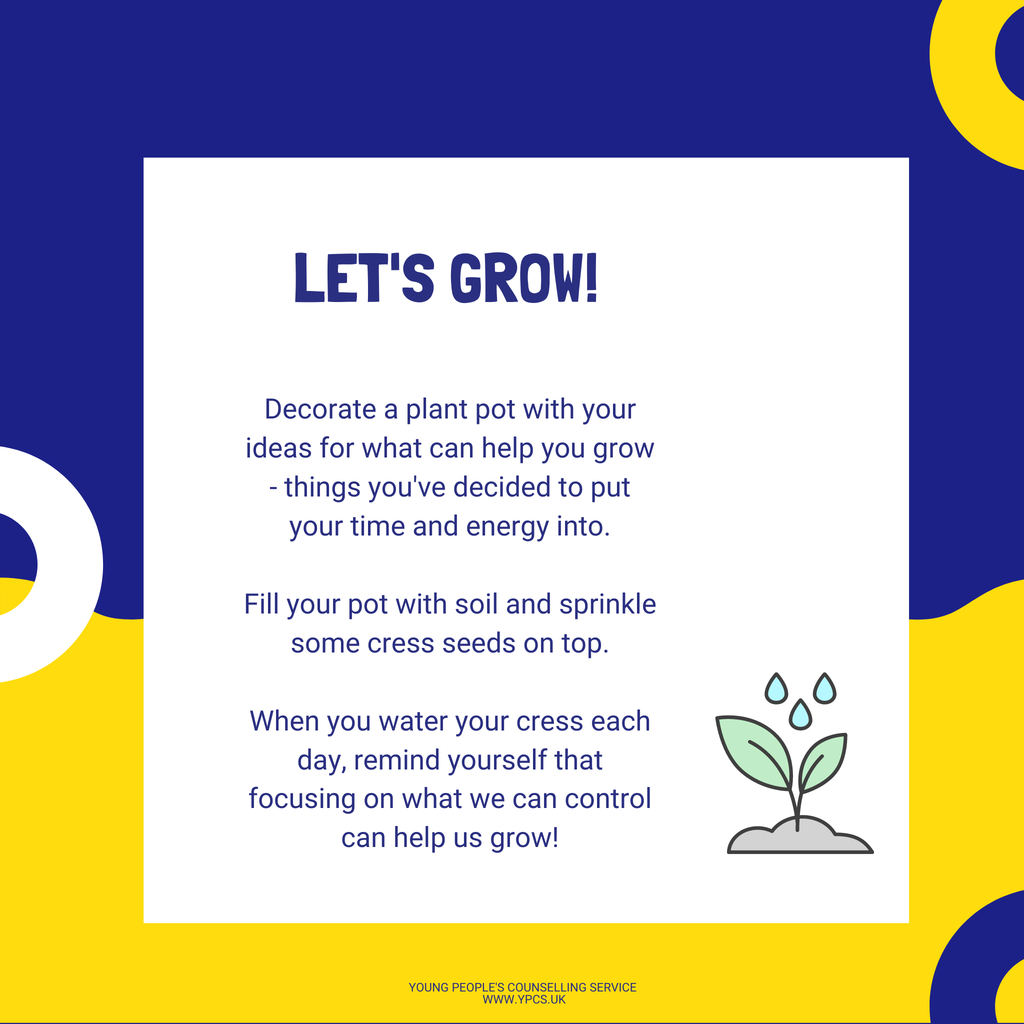 Let's Grow!