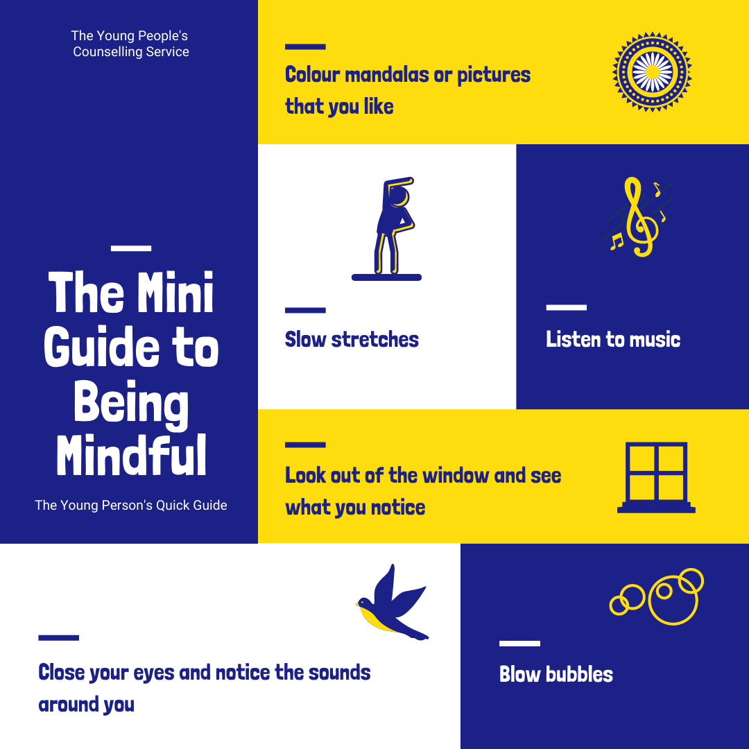 The Mini Guide to Being Mindful