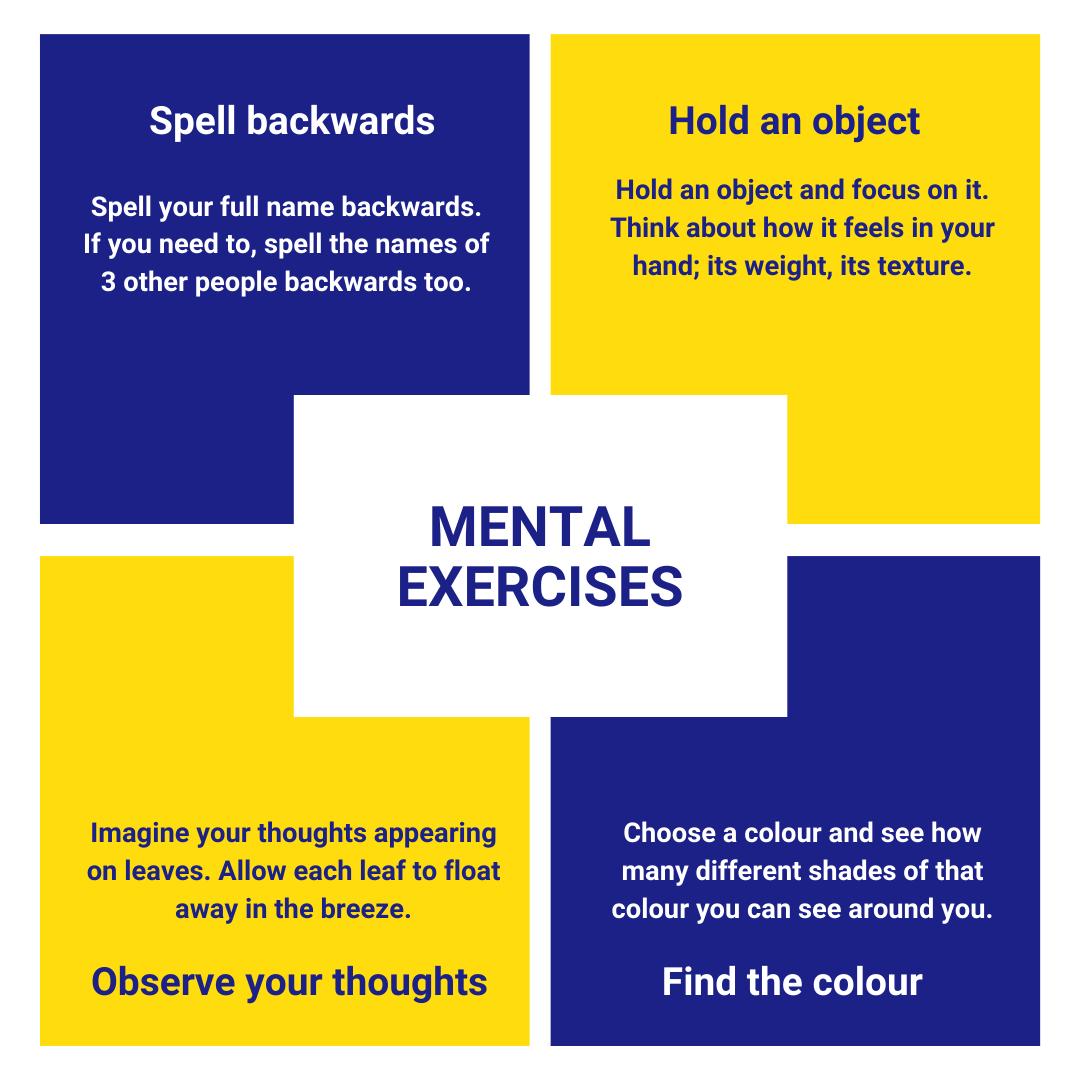 Mental Exercises 2