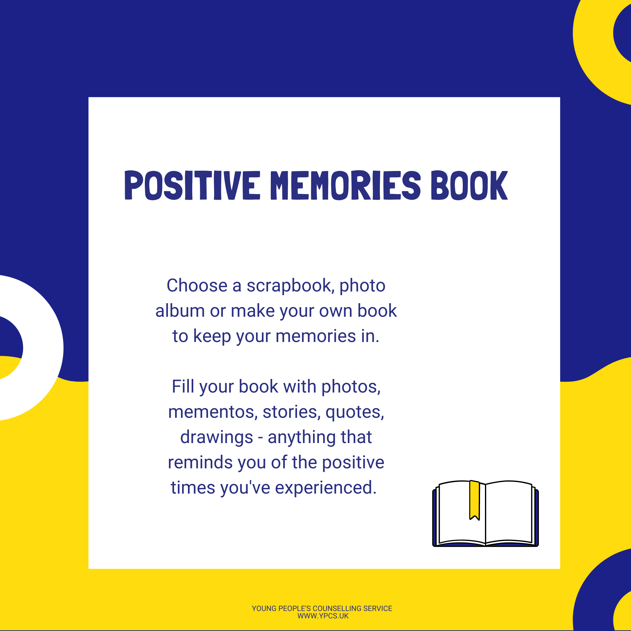 Positive Memories Book